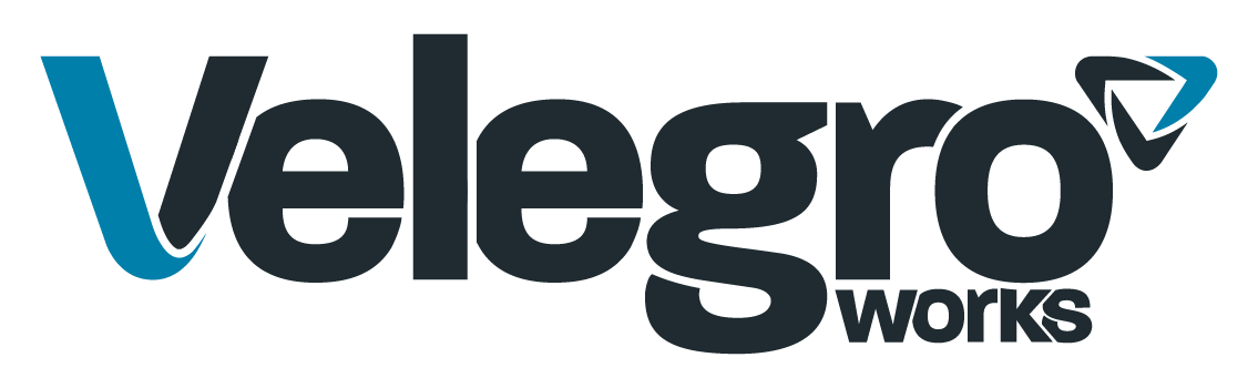 Velegro Works Logo werken bij velegro