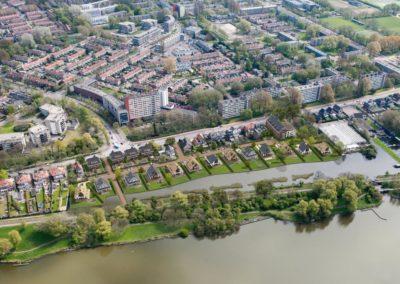 14 appartementen + 21 woningen 'Wonen aan de Poel', Amstelveen