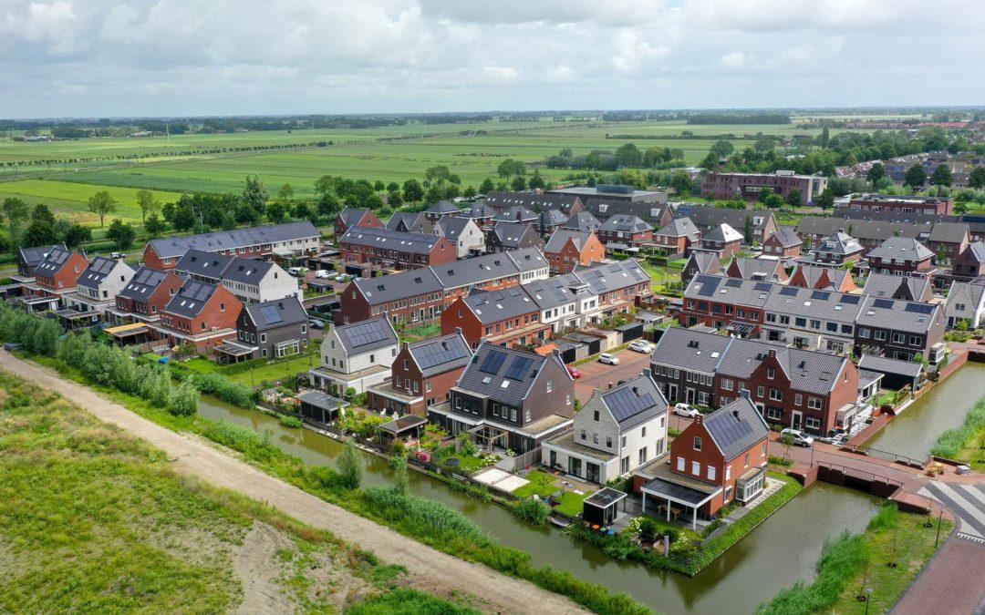 160 woningen, Hardinxveld Giessendam
