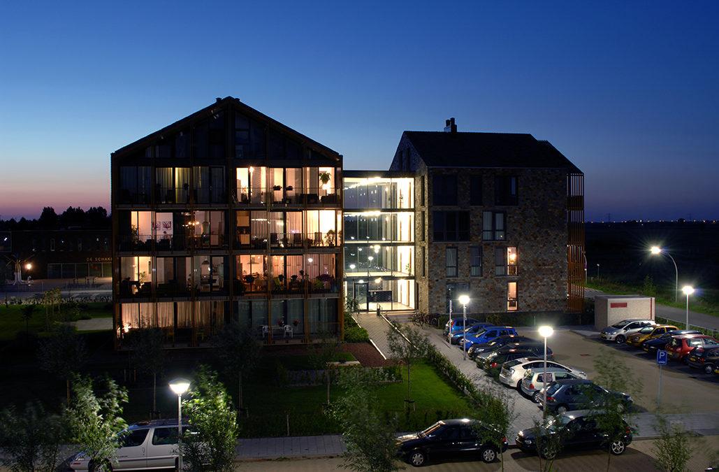 46 appartementen, Oudewater