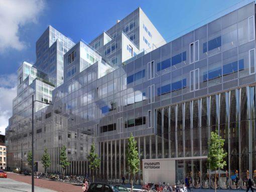 91 appartementen Timmerhuis, Rotterdam