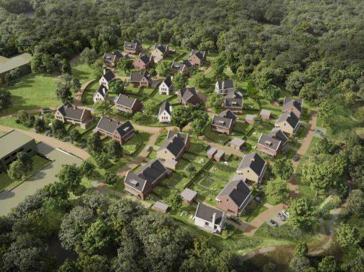 50 woningen, Monnikkenberg