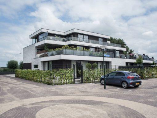 5 appartementen, Hardinxveld Giessendam
